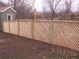 chain link fence lattice decorative panels garden home loversiq