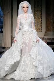 zuhair murad wedding dresses gorgeous white lace wedding dress by zuhair murad 2039100 weddbook