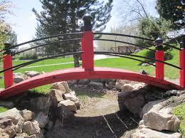 garden bridges kits home outdoor decoration
