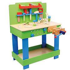Toy Wooden Tool Bench Legler Crafted From Wood Beautiful Wooden Toys And Gifts