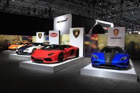 koenigsegg vs lamborghini aventador 2015 york international auto mega gallery see the best