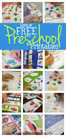 free printables and learning activities free preschool