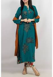 popular branded kurta and tops designs for girls trends for