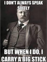 Funny History Memes - teddy roosevelt a the joys of history class d nerdy