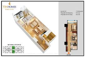 1 bedroom apartment in layout of 1 bedroom apartments in vinhomes times city