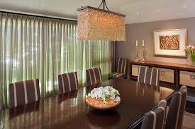 Dining Room With Chandelier Extraordinary Contemporary Dining Room Chandeliers Contemporary