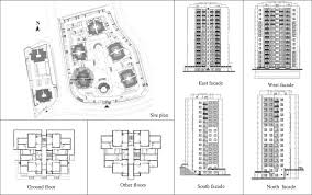 residential building plans assessment of residential building performances for the different