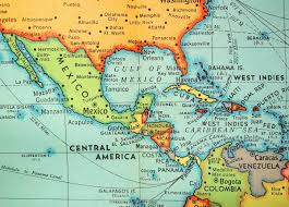 Map Of Central America And South America How The Panama Canal Got Its Groove Back