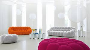 bubble armchair roche bobois