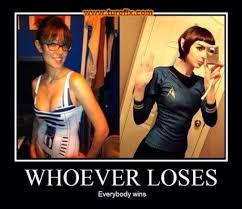 Funny Star Trek Memes - epic funny comments memes pictures star trek vs star wars girl