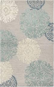 blue and grey rug rug designs