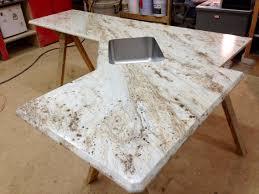 Discount Countertops River Gold An All Poney U0027s Custom Countertop Laminate Countertops