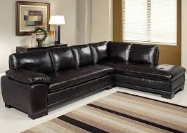 Leather Sofa With Chaise Lounge by Top 25 Man Cave Sofas From Around The Web
