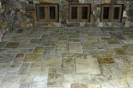 Cutting Patio Pavers Frontier Chopped Pavers Select Stone