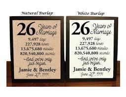 26th wedding anniversary 26th wedding anniversary 26 year wedding anniversary 26th