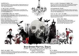 dublin city halloween events the bram stoker trail in dracula u0027s city dublin ireland