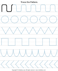 draw pattern worksheets ders zamanı pinterest worksheets