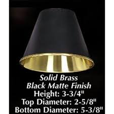 Clip On Chandelier Lamp Shades 5 3 8