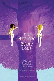 the summer before boys book by nora raleigh baskin official
