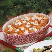 sweet potato pineapple bake recipe taste of home