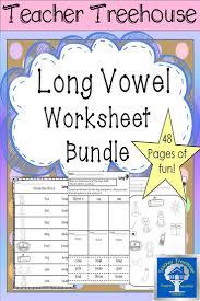 Printable Short Vowel Worksheets Die Besten 25 Long Vowel Worksheets Ideen Nur Auf Pinterest