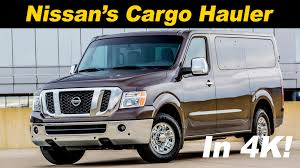 nissan commercial van 2016 nissan nv van review and road test detailed in 4k uhd youtube