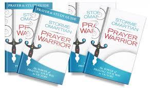 prayer warrior study group stormie omartian