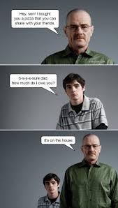 Chemistry Jokes Meme - if walter white told dad jokes dad jokes dads and breaking bad