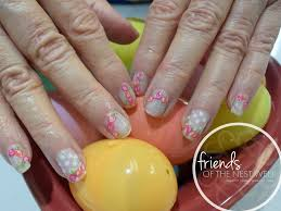 nail art pastel bold nails for spring 26gnai polished bright bold