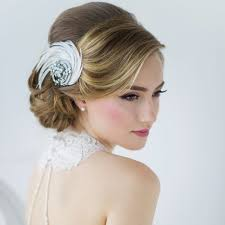 bridal hair accessories uk marlena vintage style feather hear peice bridal bags accessories