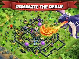 download game mod coc thunderbolt clash of clans v7 65 5 mod hack apk unlimited gold infinite gems