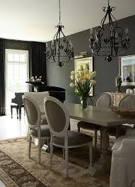 Curtains For Dining Room How To Use Curtains To Shape A Dramatic Cozy Interior