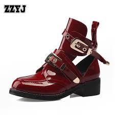 womens boots europe zzyj womens motorcycle boots metal buckle europe us top fashion
