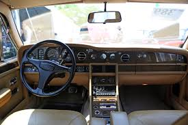classic bentley interior 1987 bentley mulsanne s information and photos momentcar