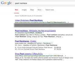 meaning pearl necklace images Google shows nsfw search result for pearl necklace searches png