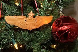 wood ornaments ta wood and vinyl
