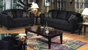 Living Room Ideas With Black Furniture Black Living Room Furniture Sets And Rugs Black Living