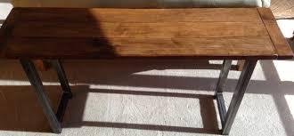 Narrow Dining Table Ikea Narrow Rustic Wood Dining Table Table Surripui Net