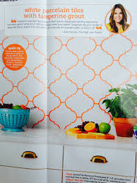 cheerful kitchen idea colorful grout lorri dyner design