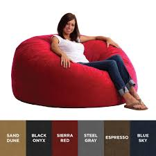 memory foam bean bag chair modern chairs design