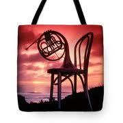 Musical Chairs Horn French Horn On Chair Photograph By Garry
