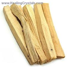 palo santo incense smudge sticks healing crystals