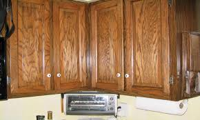 Restaining Kitchen Cabinets Darker Fascinating 30 How To Restain Kitchen Cabinets On Kitchen