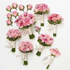 flowers for wedding pinks package royal fleur florist larkspur ca 94939