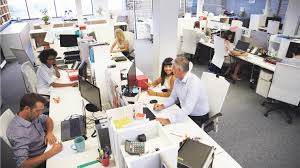 the impact of open plan offices on leadership
