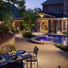 French Door Spa Pin By Paver Pros On Paver Pool Decks Pinterest Backyard Water