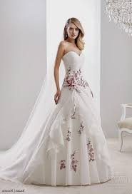 wedding dresses with color 2016 colored wedding dresses naf dresses
