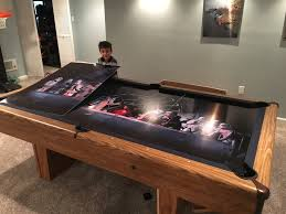 i made a star wars billiards table cover album on imgur