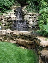 Small Backyard Water Feature Ideas 25 Unique Garden Waterfall Ideas On Pinterest Backyard Water