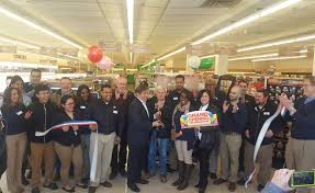 west orange rite aid celebrates grand reopening with ribbon